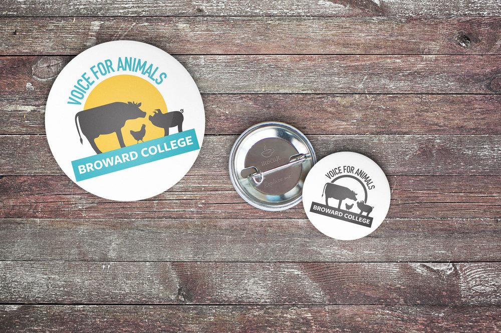 Voice For Animals logo design