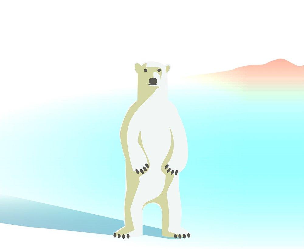The Loneliest Bear , 2015 Illustrator