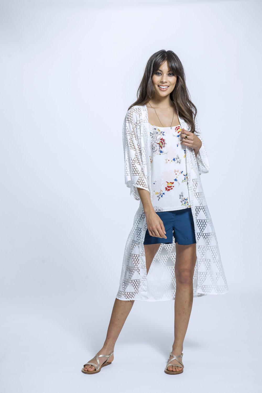 Rachel Shirt Dress