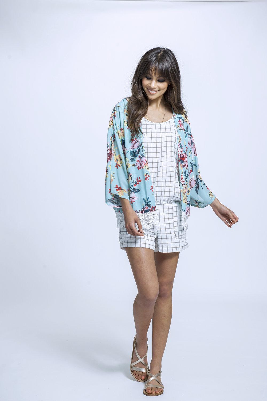 Tilly Cami & Ness Skirt