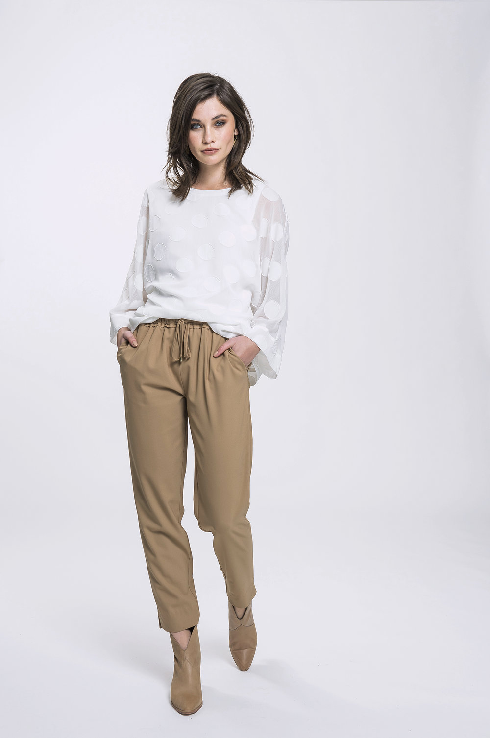 Bernadine Top & Yve Pants