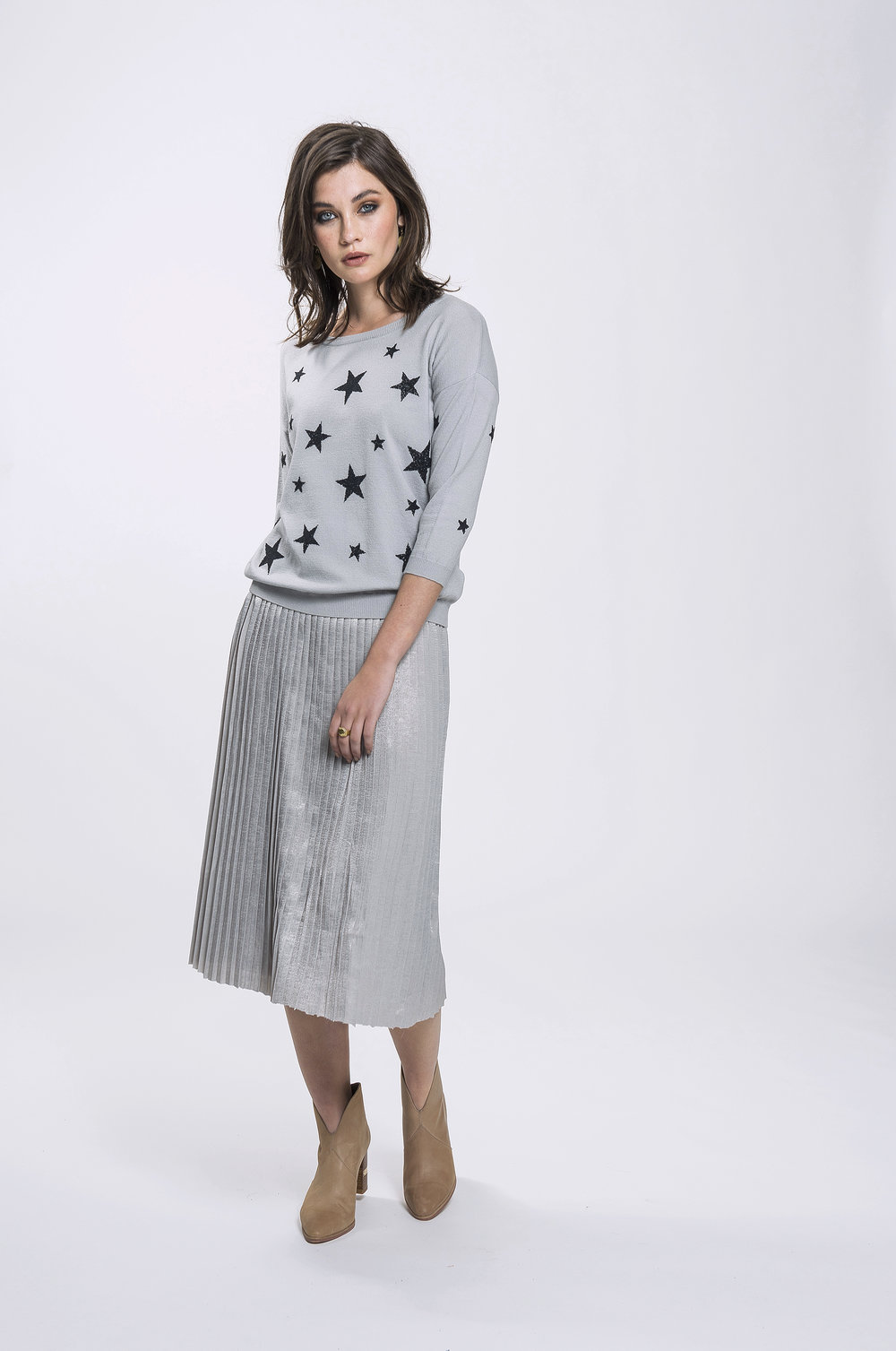 Margot Jumper & Erin Skirt