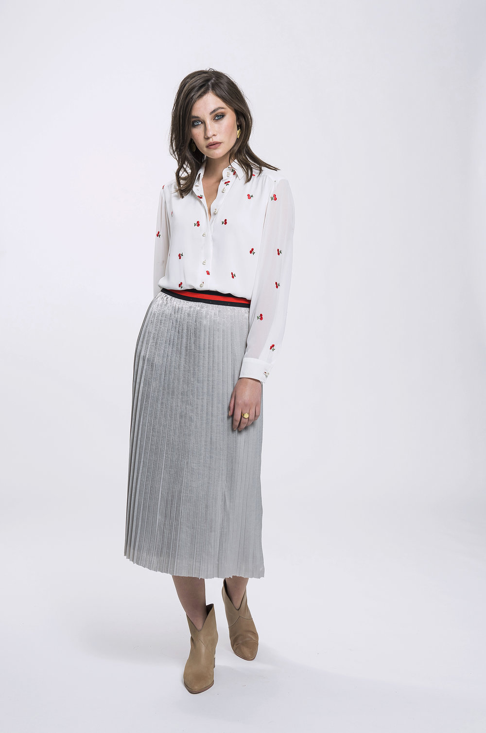 Vanessa Shirt & Erin Skirt