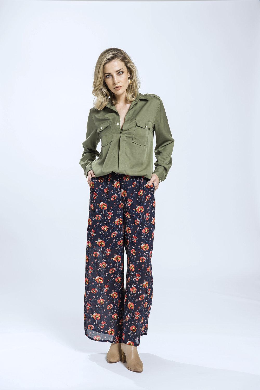 Yvette Shirt & Briar Pants