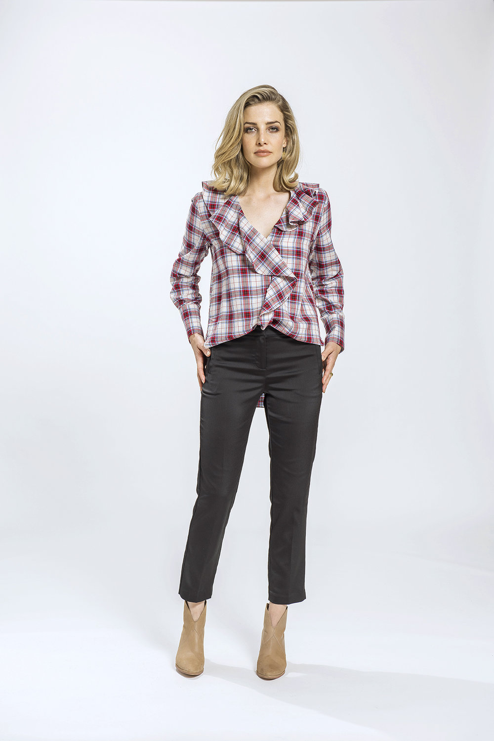 Stacey Blouse & Rebecca Pants