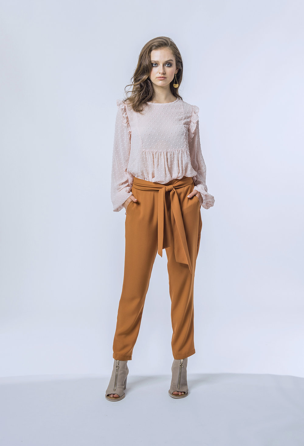 Annie Top & Mary Pants