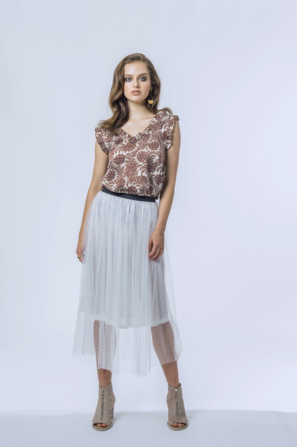 Ella Top & Terri Skirt