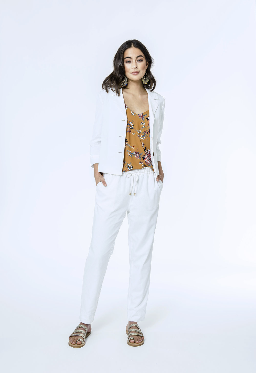 Caroline Jacket & Yve Pants