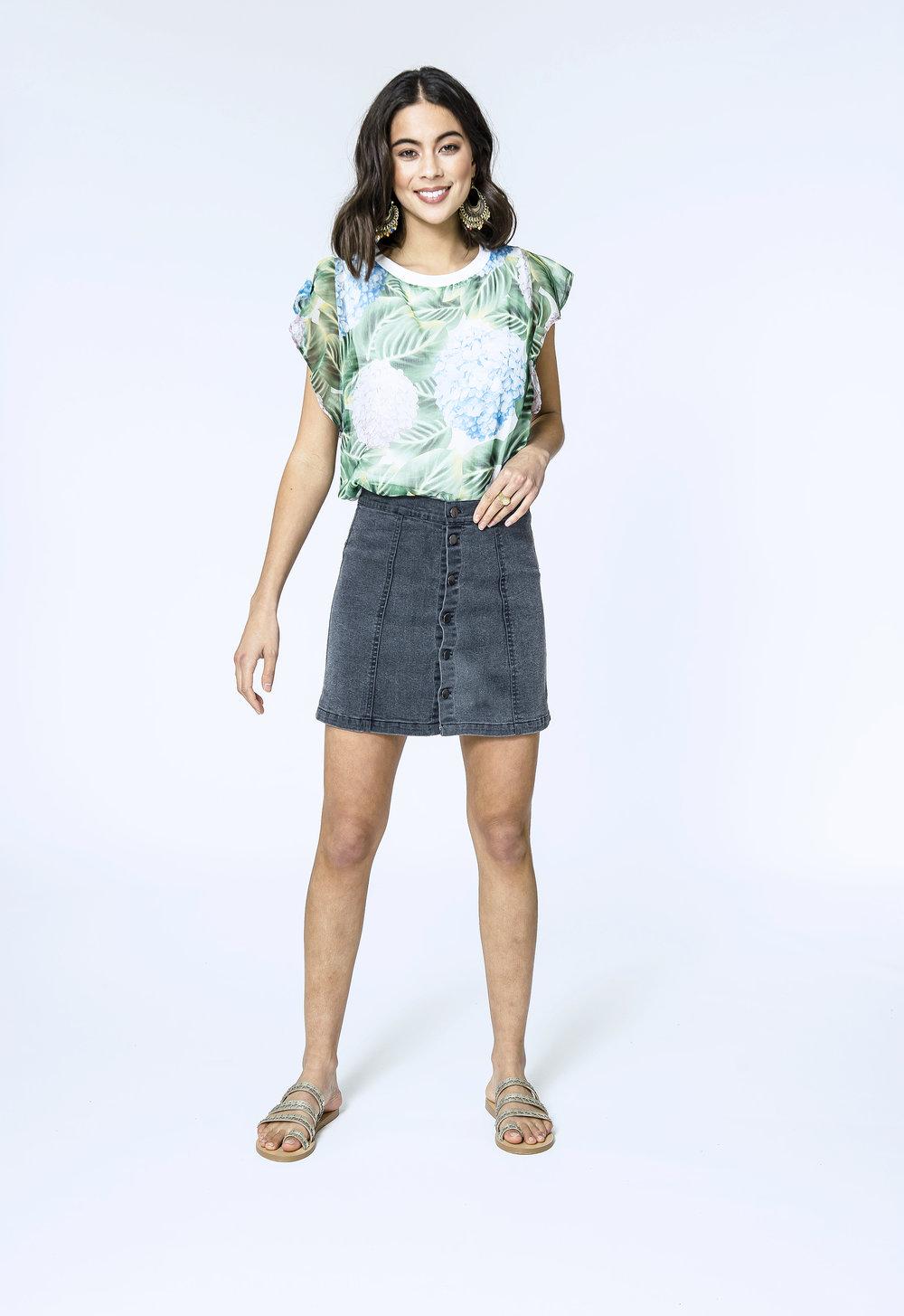 Alina Top & Danika Skirt