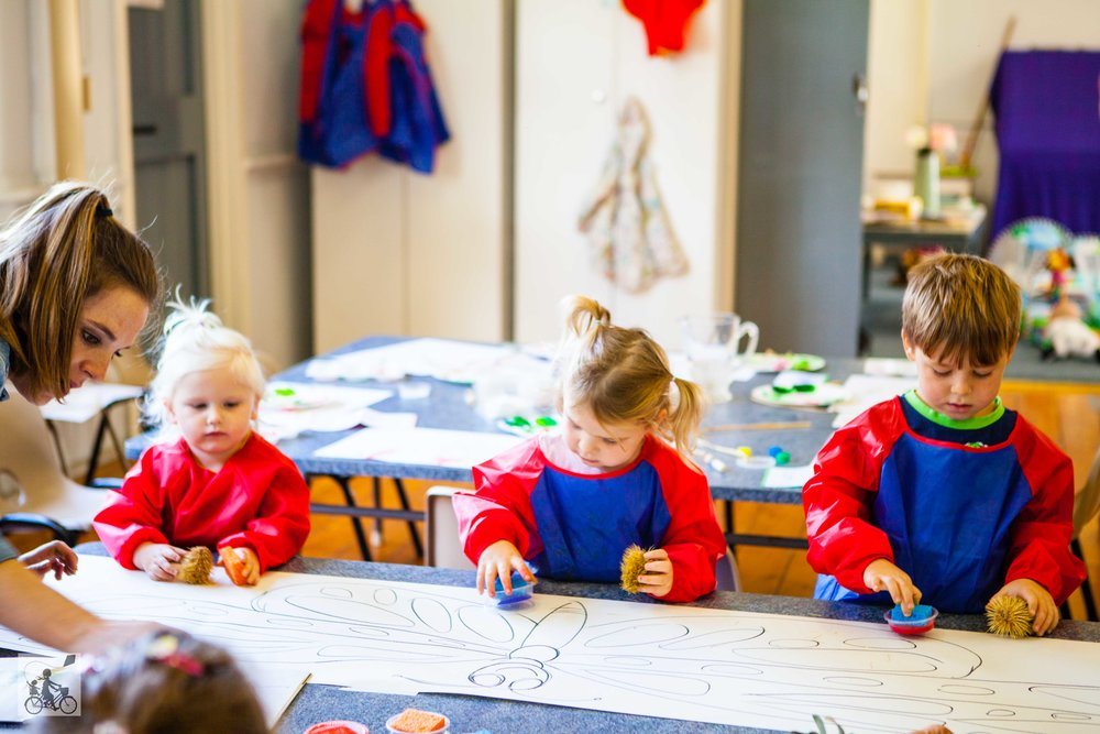 mamma knows south - kids studio art classes, mordialloc
