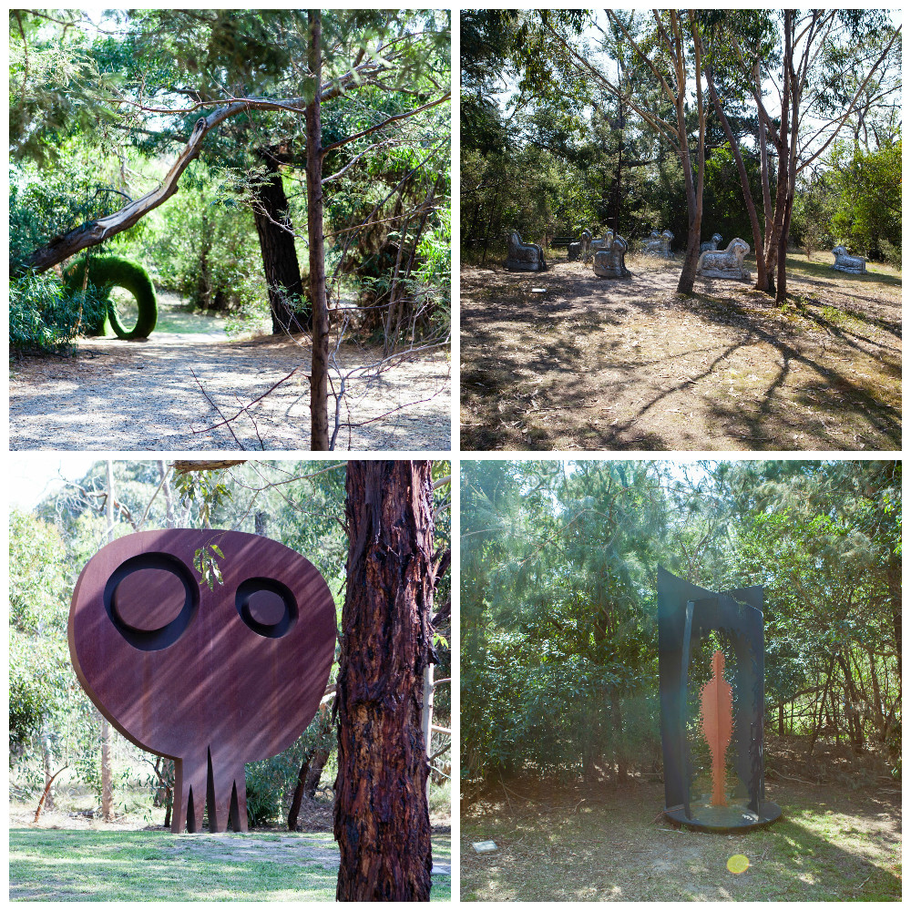 mcclelland sculpture park -mamma knows south