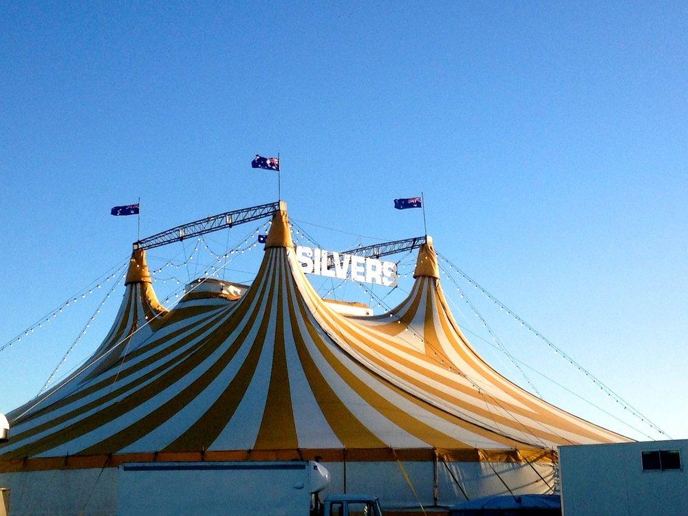 Copy of mamma knows south - silvers circus, mornington
