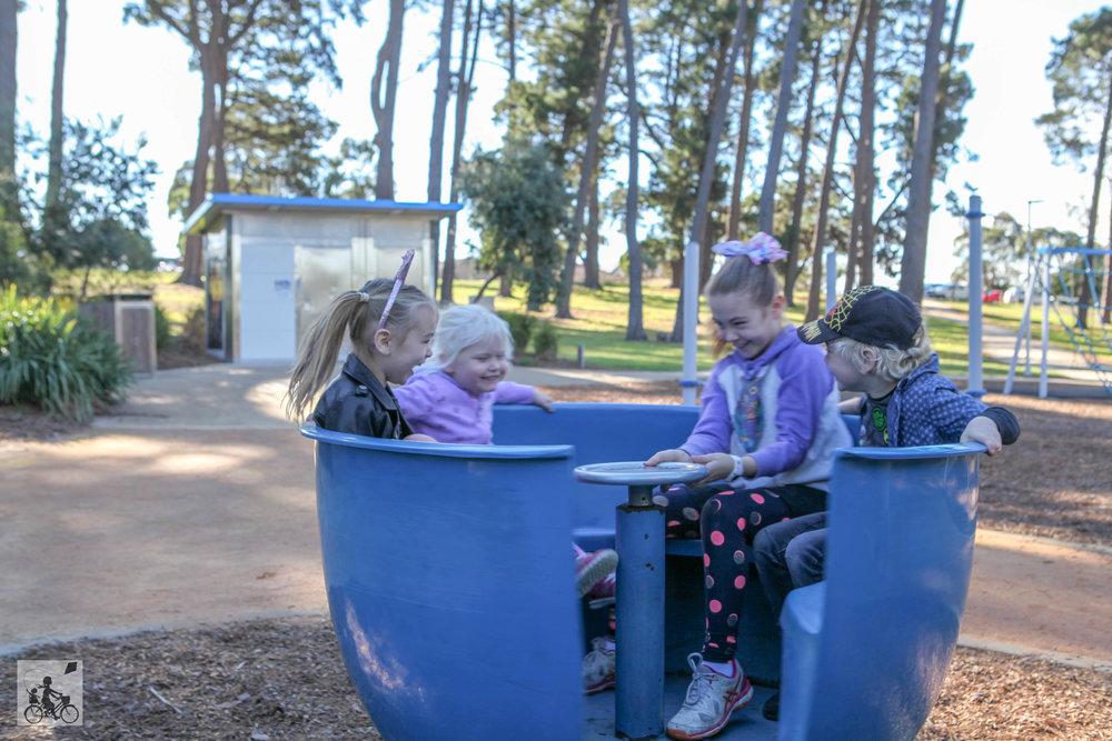 ufo park (grange reserve) clayton south, mamma knows south