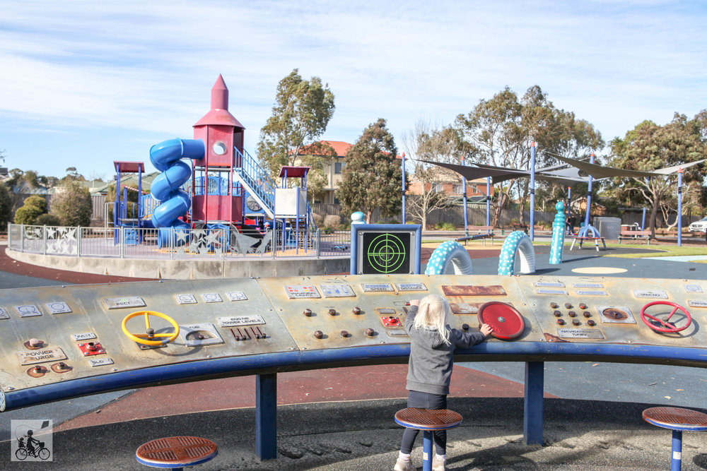 spacerocket park, narre warren - mamma knows south