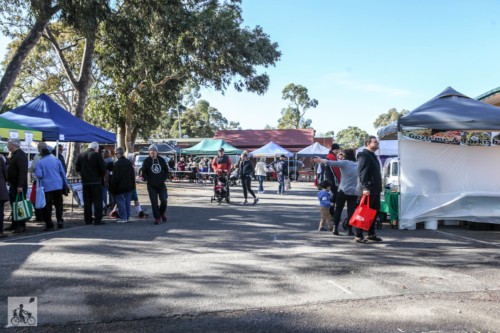 Mamma Knows South - Dingley Village Farmers Market