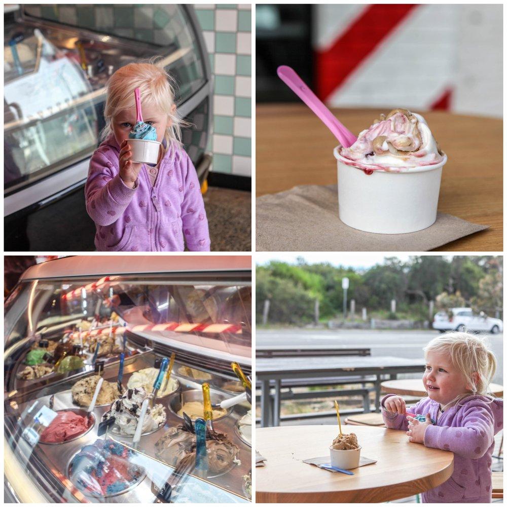 Mamma Knows South - gelato unou, seaford