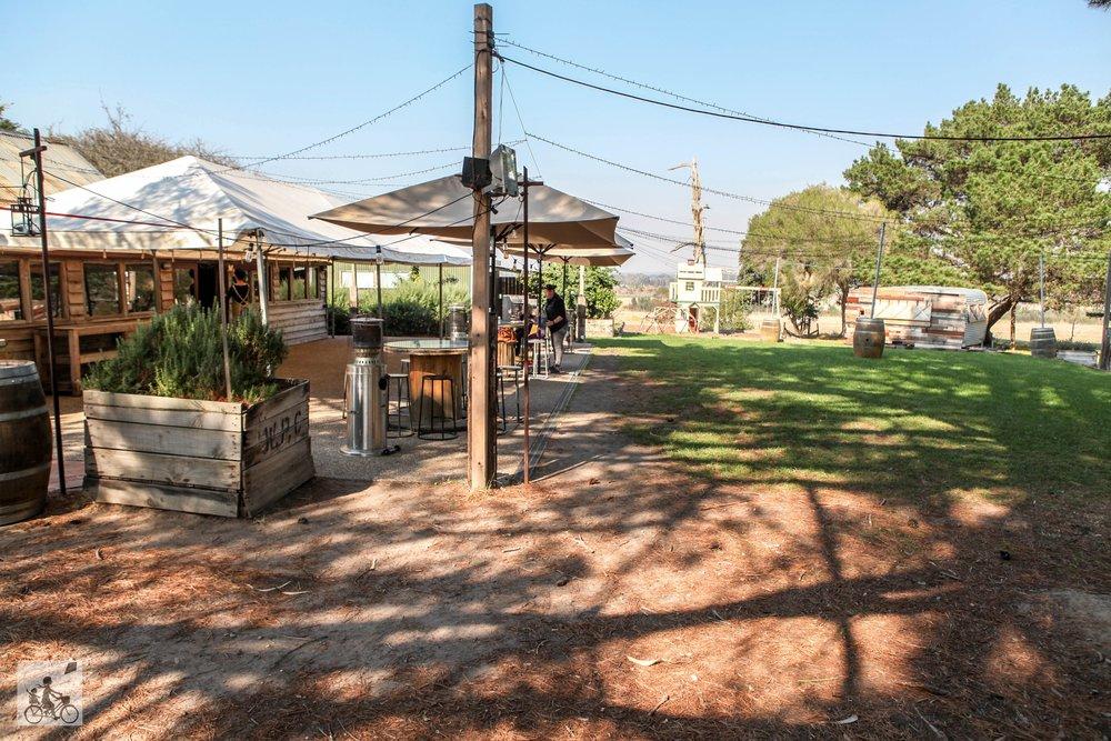 1. Harvest Cafe