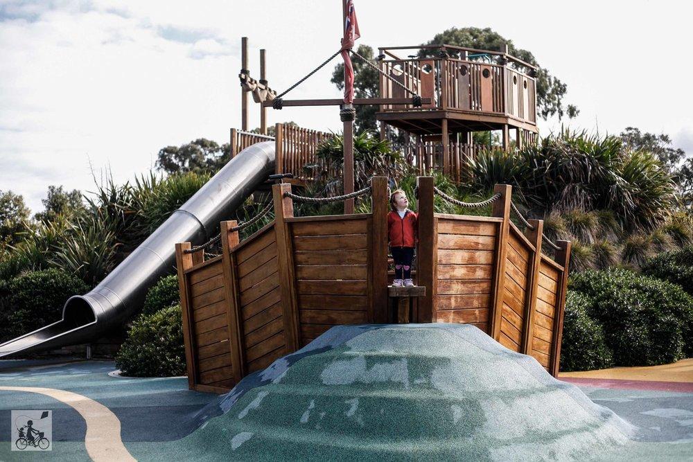9. Pirate Park