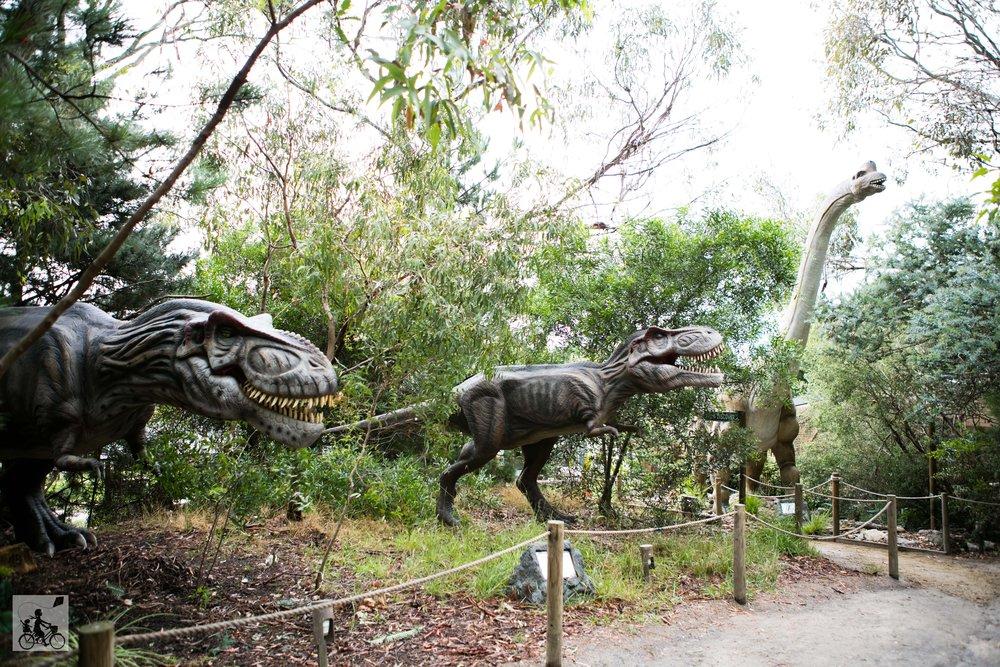 3. Dinosaur World