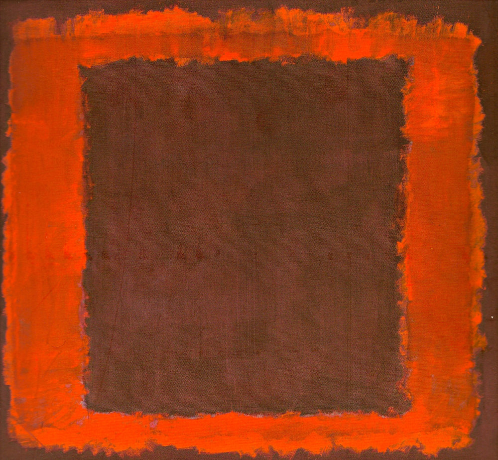 Mark Rothko, Untitled Mural for End Wall, 1959