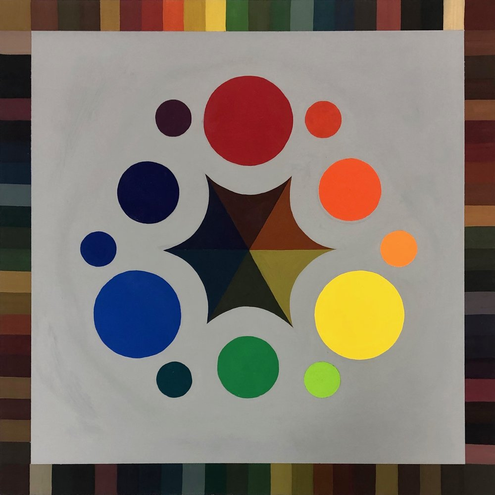 Color studies -