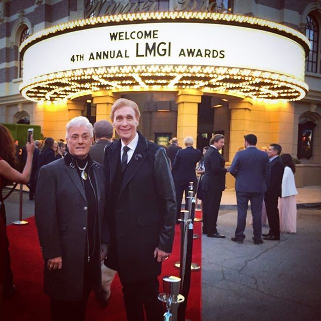 Orin Kennedy, Chairman Emeritus LMGI! A beautiful night to be out in LA and celebrating the Location Managers Guild! #gaycouple #gaymarriage #documentary #documentaryfilmmaking #celebratelife #findyourself #beyourself #instagood #locationmanager #hollywood #warnerbrosstudios #warnerbros #live #love #commitment #anordinarycouple