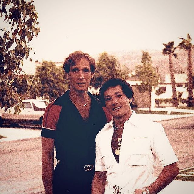 How deep is your love? Throwback to 40 years ago when we met! 🌈 #documentary #documentaryfilm #gaycouple #gaymarriage #gaywedding #lgbt #mensvows #lgbtfilm #celebratelife #beyourself #westhollywood #designer #the70s #live #love #tellyourstory #independentfilm #tbt #anordinarycouple