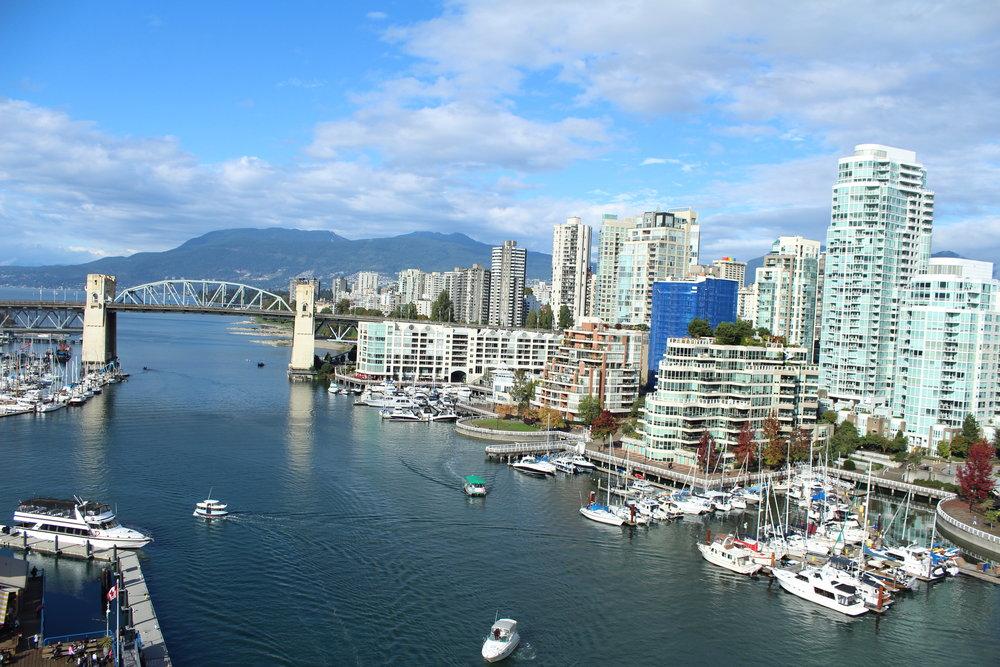 - Destination: Vancouver, BC