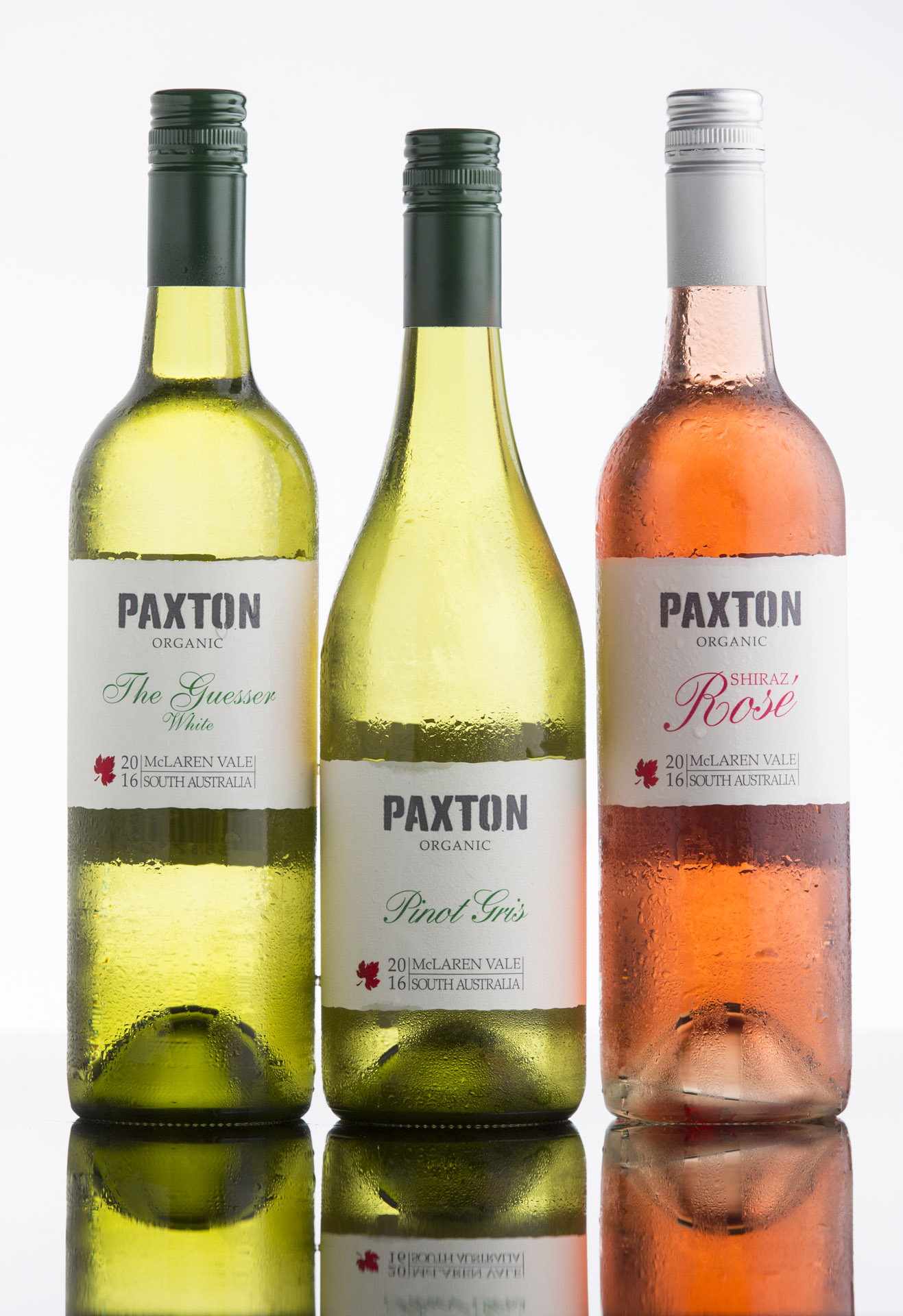 Image result for Paxton Organic Pinot Gris