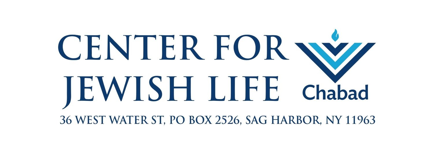 Center For Jewish Life - Chabad, Sag Harbor Synagogue in the Hamptons, Kabbalah, Hebrew School Serving All Jewish Needs
