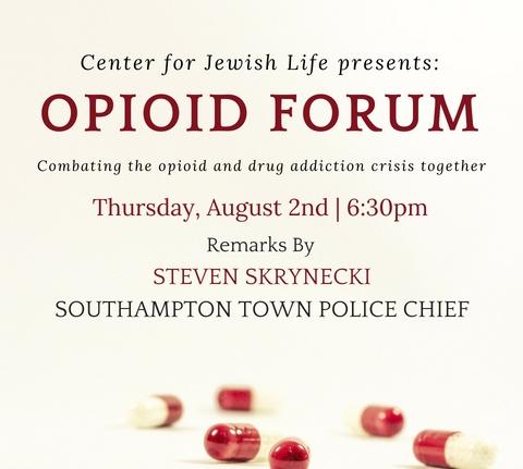 Opioid Forum