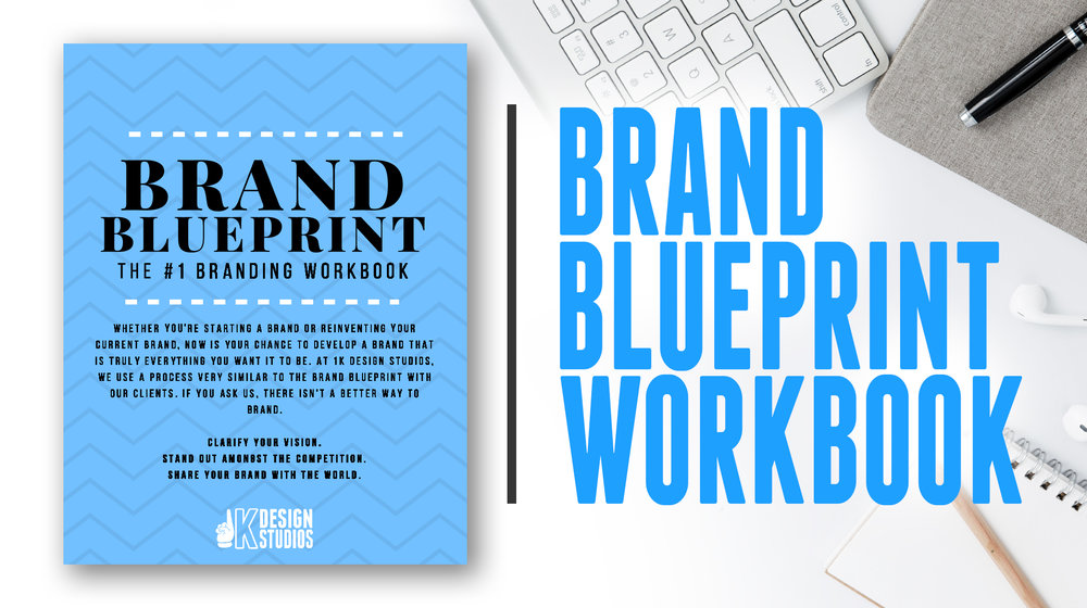 Brand blueprint workbook 1k design studios stand out amongst the competition share your brand with the world malvernweather Gallery
