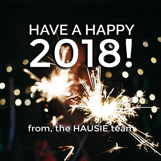 Happy New Year! The HAUSIE team hopes everyone had a wonderful Christmas break. With 2018 ringing in, we're looking forward to the SS19 and FW19 season - stay tuned in for our events and opportunities! . . . #newyear #2018 #hausiestudio #fireworks #happynewyear #january #backtowork #sparks #sparksfly #fashion #newfashion #SS19 #FW19 #instadaily