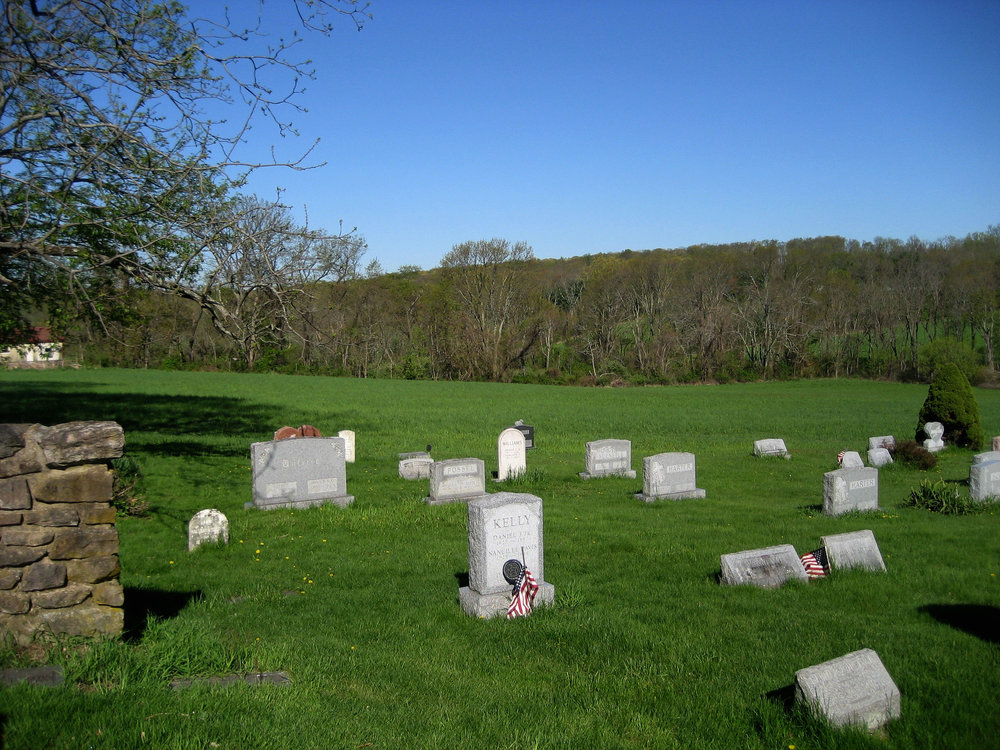 Traditional Burial Graves