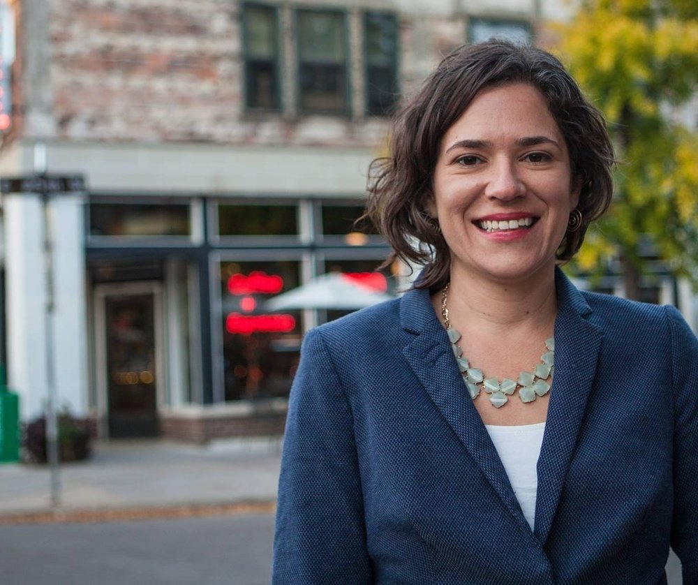 Council Member Lisa Bender -