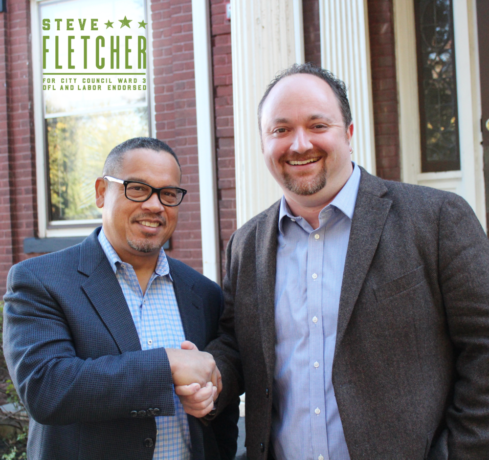 Congressman Keith Ellison -