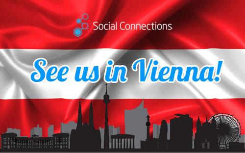 Social Connections 12 - Palais Pallavicini, Vienna, AUSTRIAOctober 16-17 2017