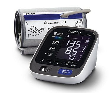 the-best-omron-blood-pressure-monitor-review-at-diabeteswell-com_