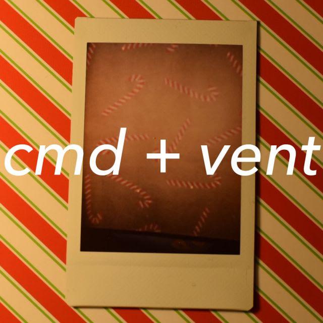 cmd+vent calendar day 5: Richard