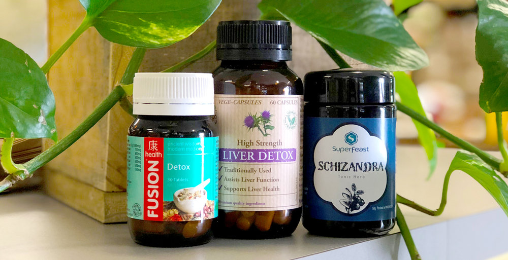 We have plenty of options to help you while you detox. Ask Emily or one of our naturopaths for advice.