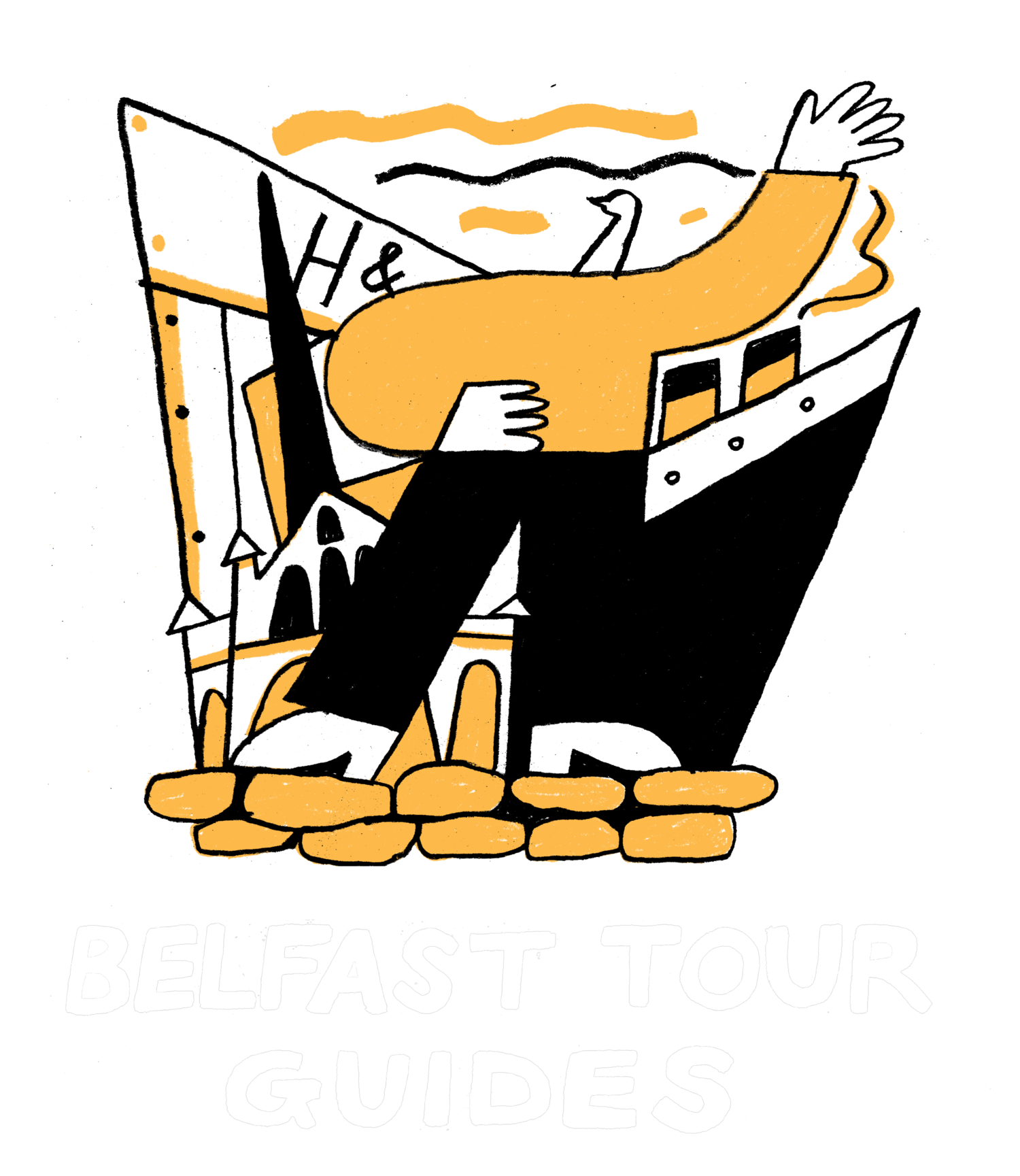 Belfast Tour Guides