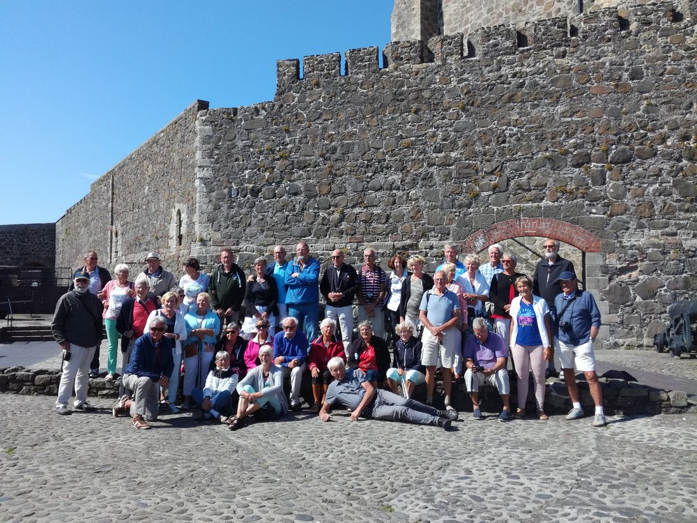 Dutch Camping Gropp in Carrickfergus Castle.jpg