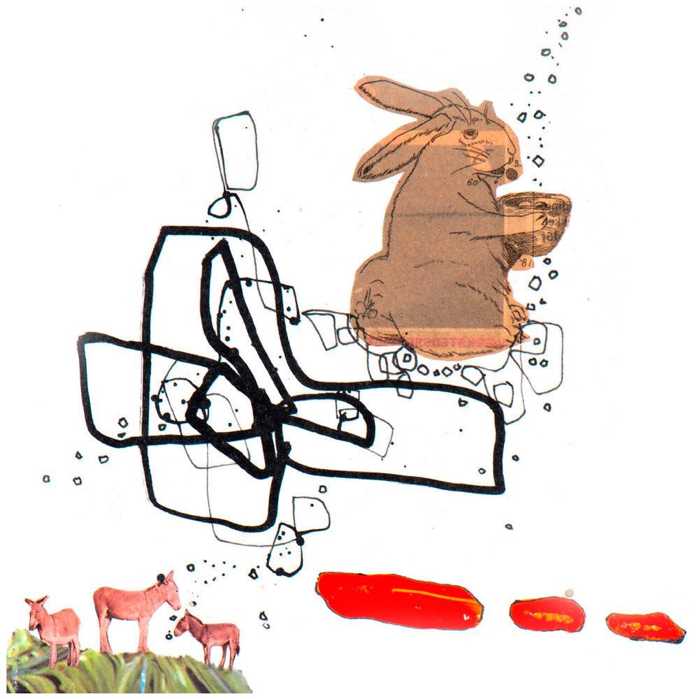 Kanin- og æselteknik