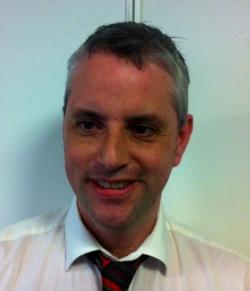 Shane Breen  AHP Consultant, Public Health Agency