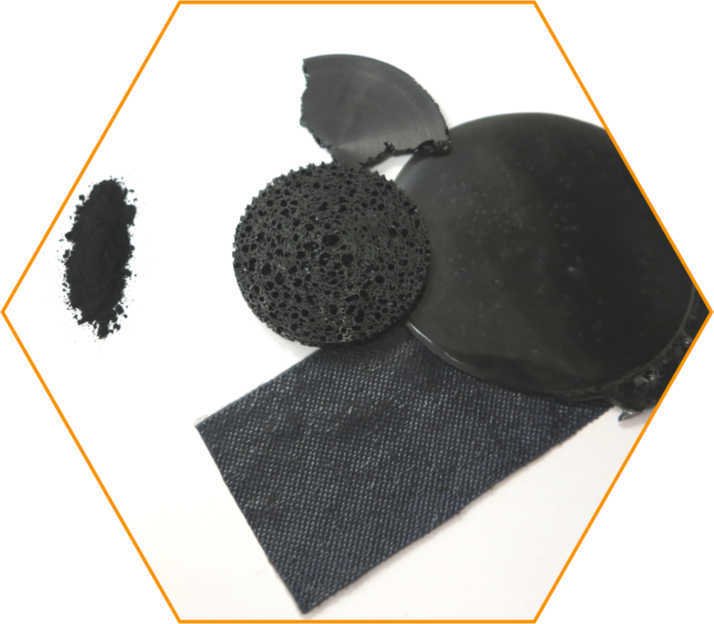 QUALITY & UNIQUENESS - With a proven premium quality of 2DM graphene and reliable production process you will be able to continuously support your customers. The demand for our product is very high and we need you to help us support the market!