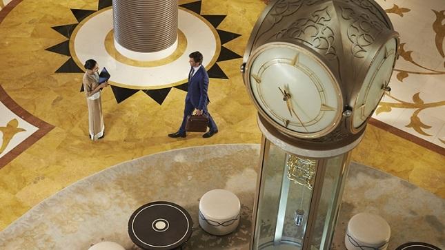 esperanza arcos pasarela de asfalto Waldorf Astoria Ras Al Khaimah revista magazine luxury lujo