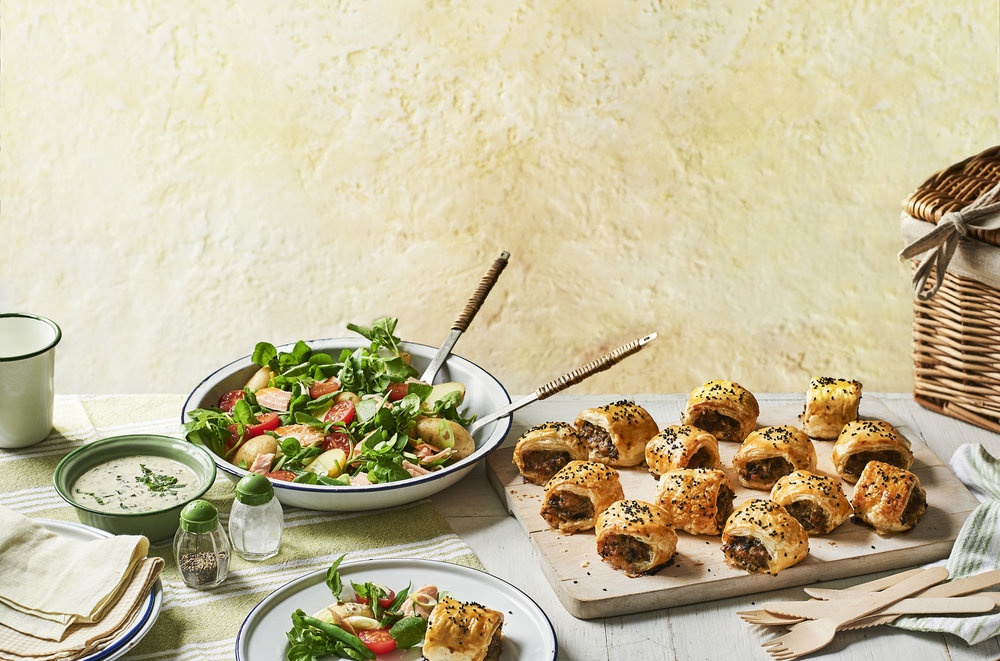 Sausage rolls and salad basket option.jpg