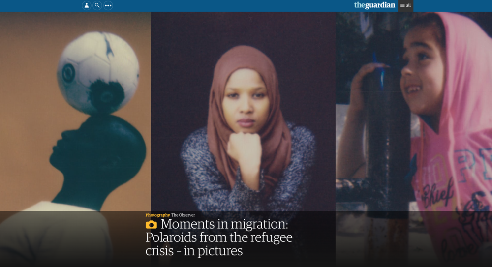 Coverage by The Guardian