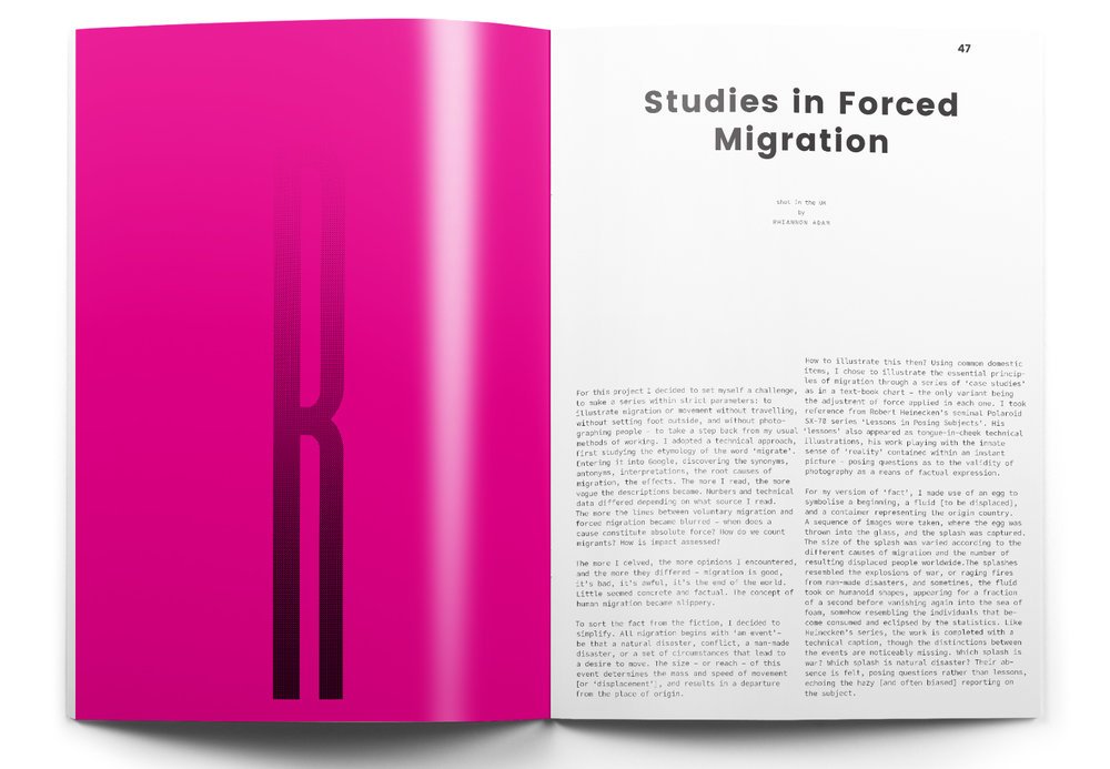The MIGRATE book