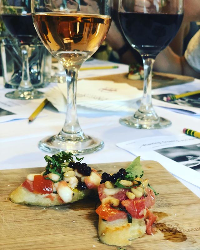 Our workshops last week with @cultivatejax and @bbsrestaurant and @biscottisjax were a smashing success! Check out this delightful shot from @msnicoleprieto, an attendee, and stay tuned for the next workshops!